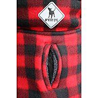 Clean Run: Fargo Fleece Dog Coat