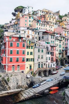 For our Italy trip, Alex and I rented a car and in the shortest of time we managed to see so many places. Beautiful Places To Travel, Cool Places To Visit, Places To Go, Beautiful Scenery, Amazing Places, Cinque Terre, Italy Destinations, Things To Do In Italy, Landscape Pictures