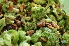 How to Make Broccoli Bacon Raisin Salad