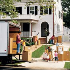 Moving, and all its attendant chores, may be inevitable. But the accompanying sense of chaos, while common, isn't necessary. This schedule outlines essential tasks, both large and small, that need to be addressed and helps you prepare.