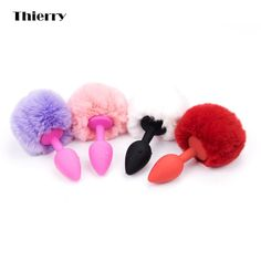 New Sexy Cute Plush Ball Anal Stopper Little Tail Anal plug Sex Toys BDSM Plot Role-playing Toys juguetes sexuales para parejas Bunny Tail, Bunny Rabbit, Fluffy Rabbit, Funny Toys, Cute Plush, Cosplay, Dildo, Plugs, Erotic