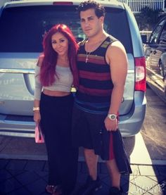 Nicole Snooki Polizzi - Weekend Update with Jionni LaValle