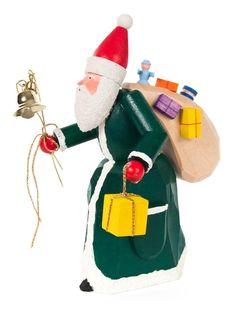 Figurines et d/écorations Enfants dhiver Boy avec bonhomme de neige 11 cm Hubrig Volkskunst 4 pouces