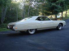 1970 Buick Riviera Hardtop.  Always a fan of the fender skirt.