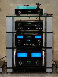 Canton Reference 1k mit McIntosh-Elektronik
