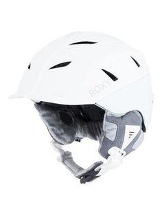 roxy, Sapphire - Snowboard Helmet, BRIGHT WHITE (wbb0)