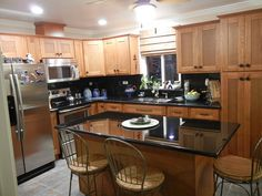 All sizes | After- New open floor plan kitchen, via Flickr.
