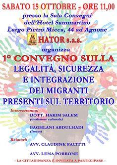 Convegno sulla legalità sicurezza e integrazione domani ad Agnone