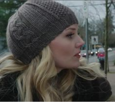 "Where movies and knitting meet in the OC: Pattern: Emma's ""Dreamy"" Hat"
