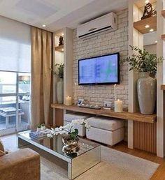 Muito amor por parede de tijolinhos #decor #decora #decoração #decorando #decoration #desing #detalhes #details #ape #apartamento #apartamentopequeno #apartamentodecorado #sala #saladeestar #parededetijolos #parededetijolinho #homedecor #homedesing #homedecoration #casanova #inspiration #interiordesing #inspirando #inspiração #homedesing #homedecoration