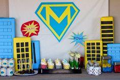 Superhero-Themed Drinks | Jill on the Journey: Party Planning Superhero Style
