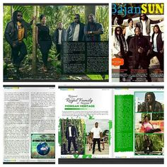 #Grammy nominated @MorganHeritage graces the cover of the January 2016 Edition of the @BajanSunMagazine .  Read online: http://issuu.com/bajansun/docs/bajan_sun_magazine_january_2016_edi  #Barbados #Jamaica #MorganHeritage #MPRconsulting #reggae #BajanSunMagazine #ConnectingTheCaribbeanEntrepreneurs @ctbcmusicgroup @grampsmorgan @unamorgan @gotmojomorgan @peetahmusic @lukesmorganmh #love #reggae #music