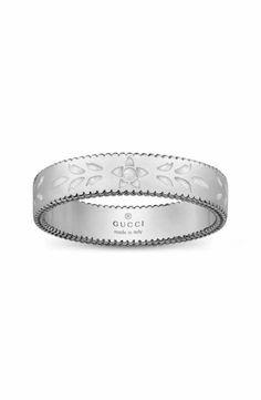 15e7d02cc69 Gucci Icon Thin Band Ring Gucci Jewelry