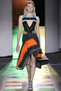 Peter Pilotto, Look #36
