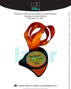 Medalha personalizada em MDF e acrílico com estampa em resina. pedidos.winlaser@gmail.com  #winlaser #medalha #medalhas #premiacao #homenagem #campeonato #mdf #acrilico #acrilyc #cortealaser #lasercut #gravacaoalaser #personalizado by winlaser.oficial
