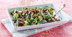 Broccolisalat - Opskrifter - Arla