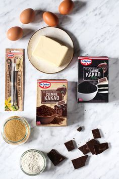 Kostka Wiśniowa - przepis Marty Polish Desserts, Avocado Hummus, Recipies, Dessert Recipes, Baking, Cakes, Food, Polish Recipes, Thermomix