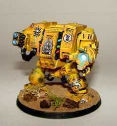 Lighting, Weathered, AOBR dreadnought