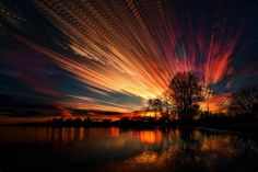 Fotografia em timelapse cria efeito incrivel em paisagens (11 pics)