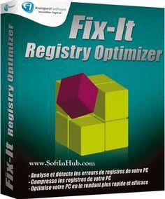 Fix-It Registry Optimizer 3.0 Crack & License Key Final Free Download
