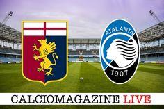 Genoa-Atalanta LIVE domenica 2 aprile dalle ore 15