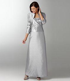 Jessica Howard Woman Bolero Jacket Dress | Dillard's Mobile