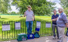 #Vortragander beim #Speaker's #Corner im #Hyde #Park #London © shutterstock