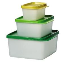 Tupperware | KeepTabs® Containers 3-Pc. Set http://my2.tupperware.com/ronya KeepTabs are fabulous!!  Use them for food or for organizing other areas of your home.  Love them!!