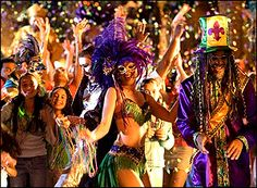 Mardi Gras....where i want to be