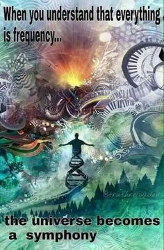 ...symphony. Consciousness Quotes, Science Of Consciousness, Higher Consciousness, Universal Consciousness, States Of Consciousness, Awakening Quotes, Spiritual Awakening, Mantra, Spiritual Quotes Universe