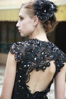 The Embellished Life: Fashionspiration: Backless Dresses