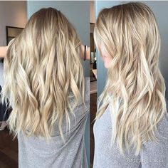 New ideas for hair color blonde balayage honey shops Blonde Balayage Honey, Brown Blonde Hair, Sandy Blonde, Balayage Highlights, Corte Y Color, Looks Style, Great Hair, Gorgeous Hair, Hair Looks