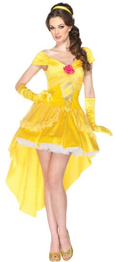 15625f29113e5d Women s Enchanting Belle Costume Women Halloween