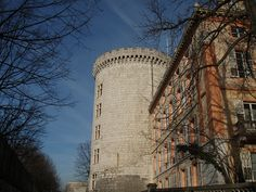 Chateau of Chambery,   Castle for Duc de Savoie   I hope to visit here someday as I am a direct decedent of the the house of Duc de Savoie. I am French from both my Mom and Dad but it was my Uncle Ferdinand Savoie, my Mom's brother,  who traced our ancestry here. Some claim our family is a descendant of Louis XIV who visited the castle to attend his nieces wedding in 1684. (This is a little skeleton in our closet as the son would have been illegitimate. WHAT!!)