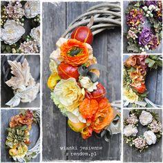 wianki jesienne od tendom.pl; autumn wreaths