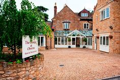 Host your entire wedding that The Grange at Oborne in Dorset
