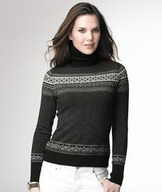 LL Bean Signature and their turtleneck sweaters seem to be ...
