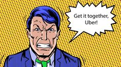 Pissed off investors have had it up to here with Uber