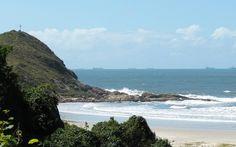 A Ilha do Mel, no Paraná