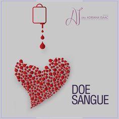 Hoje dia 25 de Novembro é Dia do Doador Voluntário de Sangue.  A data além de homenagear as pessoas que reservam um pouquinho do seu tempo para doar sangue também serve para informar e conscientizar sobre a importância de ser um doador de sangue.  Doar sangue é um ato de solidariedade que ajuda a salvar milhares de vidas todos os dias. Doe sangue!  #adrianaisaac #dermato #dermatolgia #pele #saude #estetica #tratamento #rejuvenescimento #dicas #brasilia #bsb