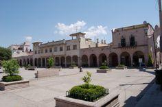 San Miguel El Alto, plaza de armas.