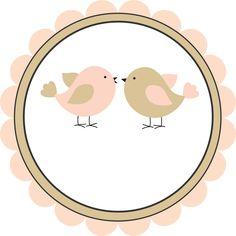 Logotipo grátis tema passarinhos - Cantinho do blog Layouts e Templates para Blogger