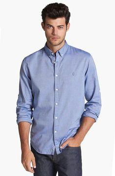 John Varvatos Star USA Slim Fit Sport Shirt | Nordstrom
