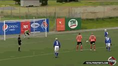 Probably the best celebration to a victory goal… ever! | 10 Jaw-Dropping Victories Presented By GIFs