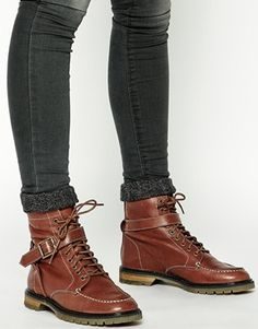 ASOS+AH+YOU+Ankle+Boots