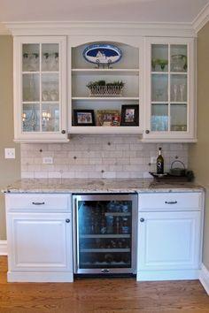 kitchen desk redo - Google Search