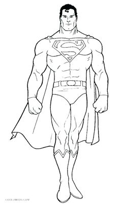 superman coloring pages for kids printable. The origin of Superman comes from a distant planet called Krypton. The planet has been destroyed by the act of Krypton itself. Superman was a baby and. Superman Coloring Pages, Avengers Coloring Pages, Spiderman Coloring, Marvel Coloring, Coloring Pages For Boys, Cartoon Coloring Pages, Colouring Pages, Coloring Sheets, Coloring Books