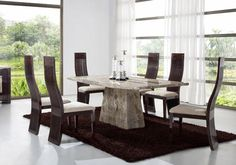 Designer Dining Room Furniture For Luxurious Homes And Charm Look Inspiration Marble Dining Room Inspiration Design
