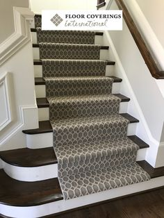 View stair runner pictures from Cary Floor Coverings Intl. Enjoy our stair runner pictures. Hall Runner, Floors, Stairs, Carpet, Romantic, Elegant, Home Decor, Home Tiles, Classy