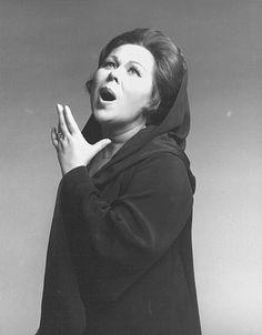 soprano, Renata Scotto
